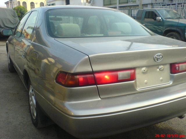 Sparkling Tokunboh Camry Pencil Light Price Now N1m Sold