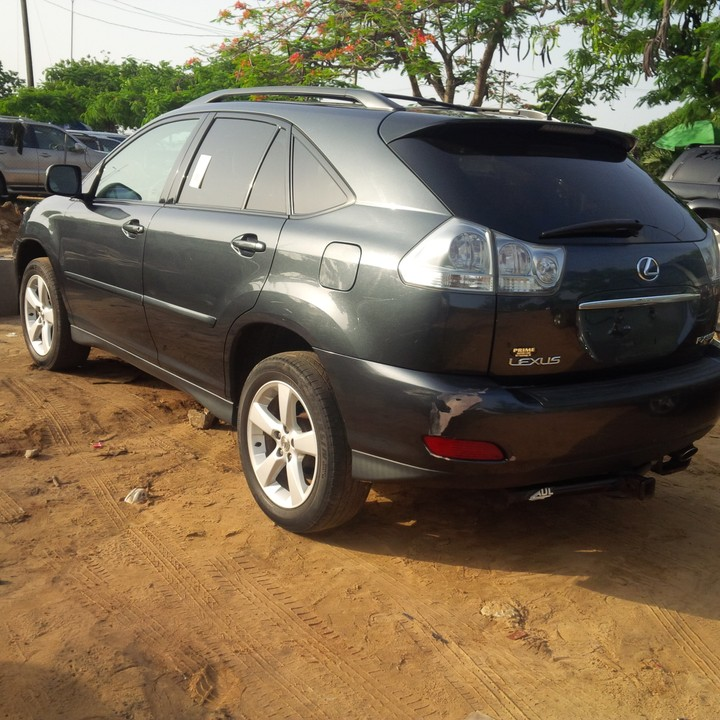 Lexus Suv 2005 For Sale: 2005 Lexus Rx330 Tokunbo For Sale Super Clean And Cheap