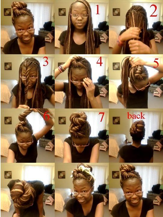 How To Style single Braids And photos of Different hot Styles Of Ghana weaving (here)