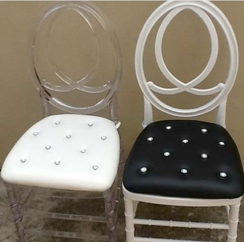 Classy Napoleon And Dior Chairs For Rent Events Nigeria