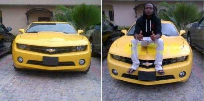 Nigerians Who Own Chevrolet Camaro Pics N Prices Car