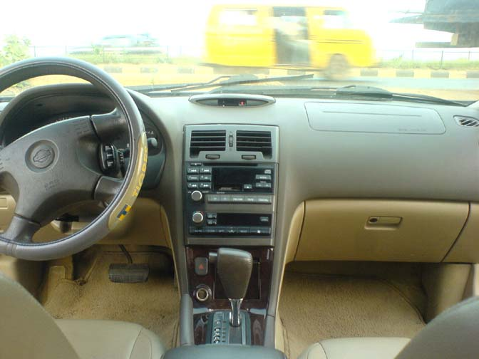 2000 nissan maxima gle nigerian used used for just 3months autos