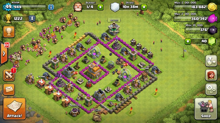 must read clash of clans thread for players gaming 2 nigeria