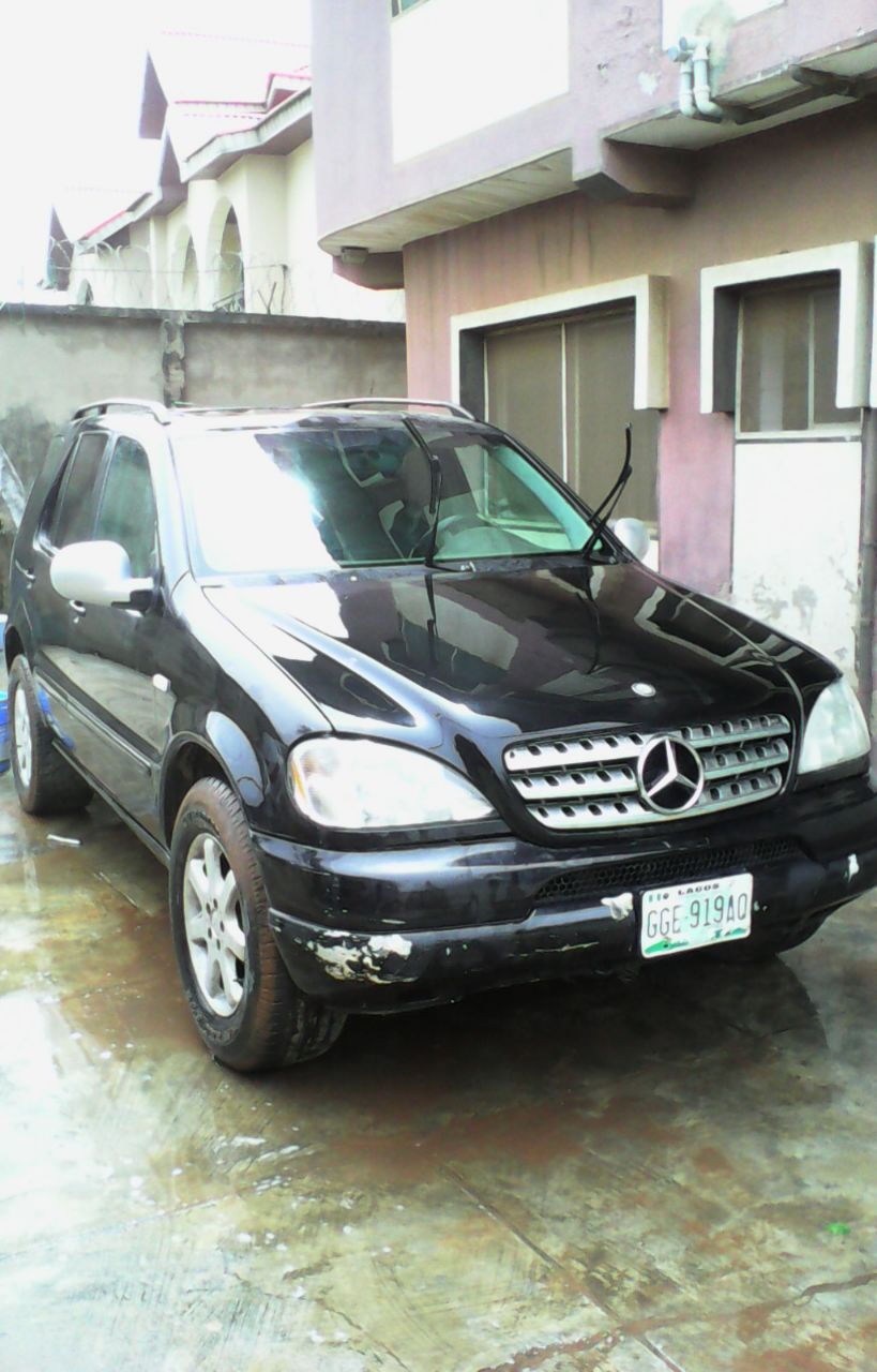 mercedes benz ml 430 up for sale autos nigeria. Black Bedroom Furniture Sets. Home Design Ideas