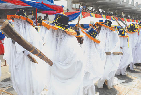 eyo festival in lagos nigeria List of festivals in nigeria it is usually performed in lagos island eyo also refers to the masquerades that come out during the festival.