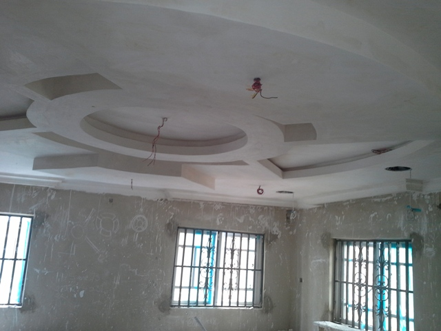 Plaster Of Paris Wall Designs: POP ( Plaster Of Paris) And Wall Screeding Installations