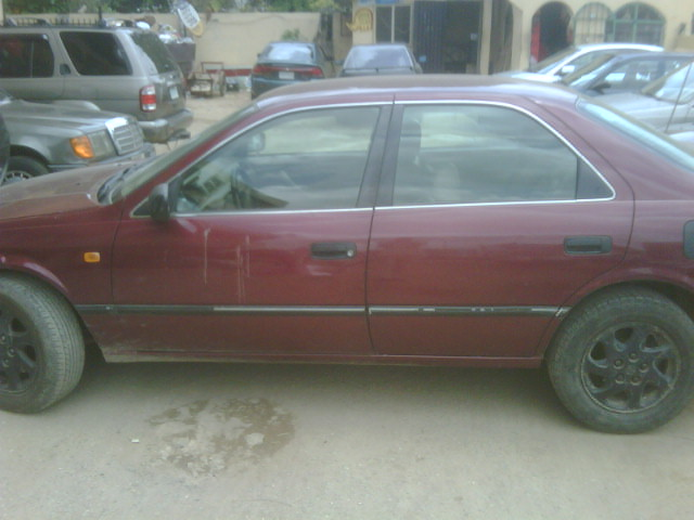 Toyota camry tiny eye for 650k with pics autos nigeria for 1999 toyota camry window problems