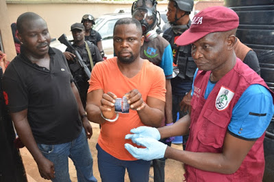 PHOTOS: NDLEA Discovers 3 Drug Labs Worth Billions In Anambra