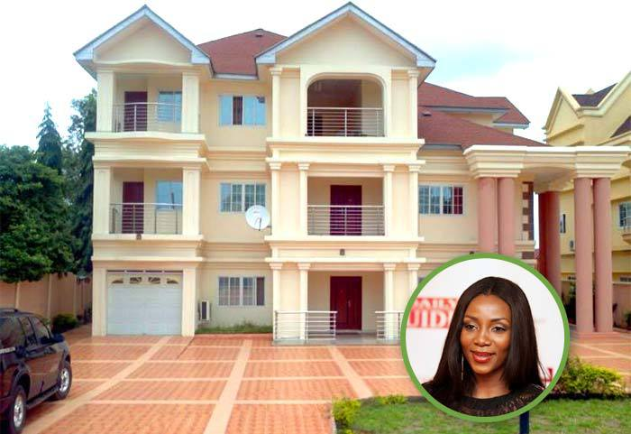 Photos 8 Most Expensive Mansions Of Nigerian Celebrities
