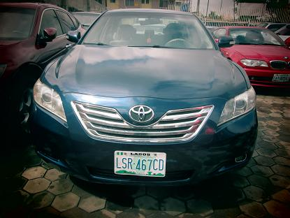 a toyota camry 2008 model autos nigeria. Black Bedroom Furniture Sets. Home Design Ideas