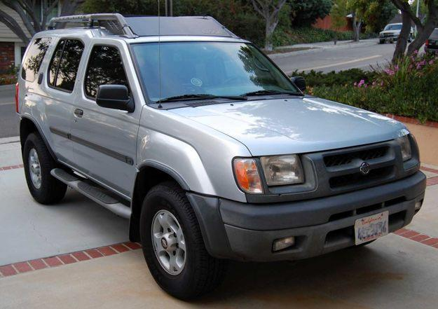 2000 Nissan Xterra Very Very Very Clean In Amp Out