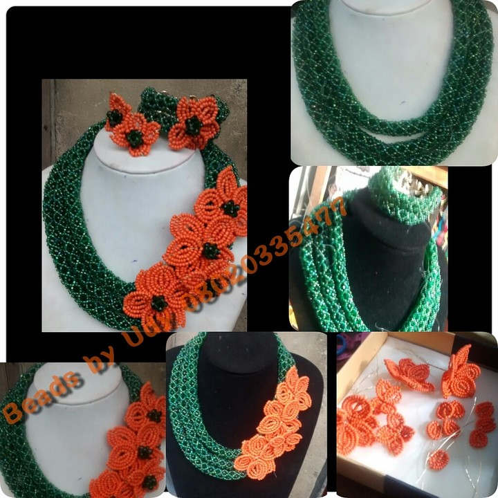 My Gallery Of Beaded Jewellry - Fashion (5) - Nigeria