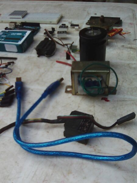 Arduino kit plus extra accessories for sale n