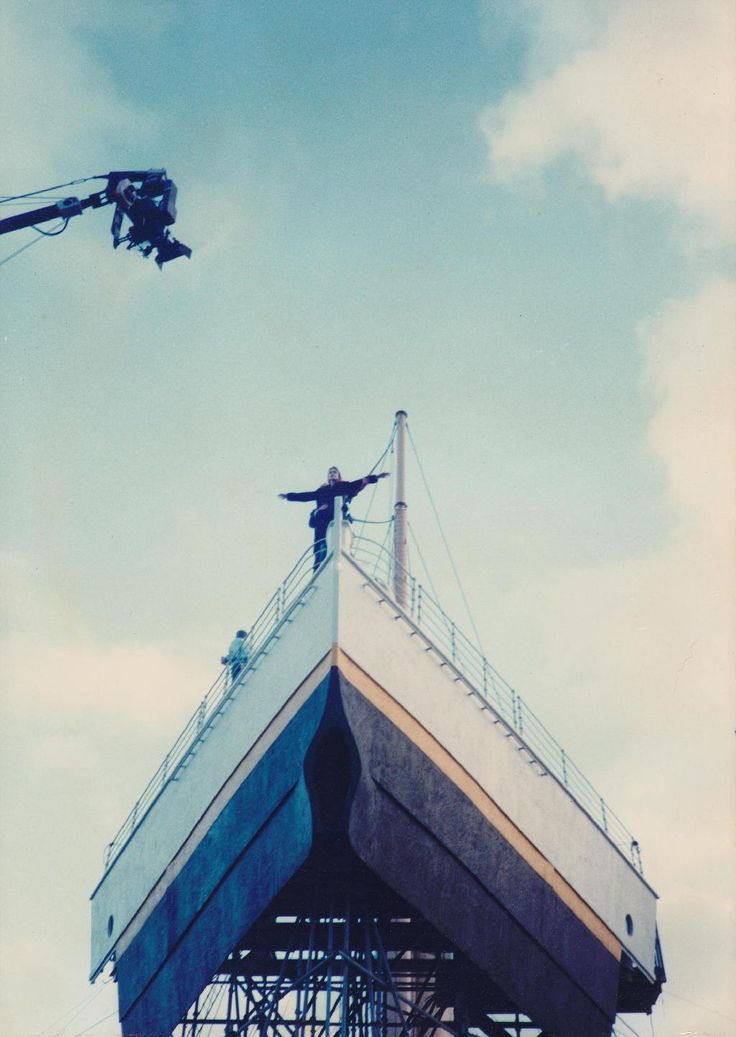 Titanic Engine Room Scene: Checkout The Behind The Scenes Of These Movies.