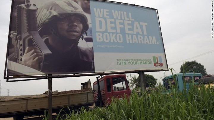 See What CNN Posted About Boko Haram And Nigeria (Photo)