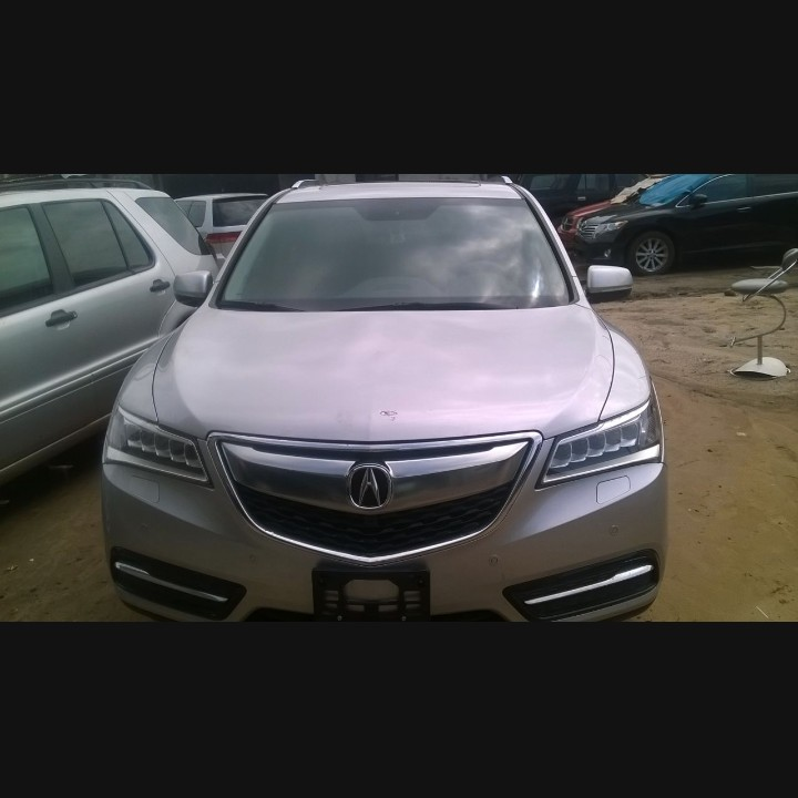 2015 Acura Mdx,fully Loaded With Reverse Camera,navigation