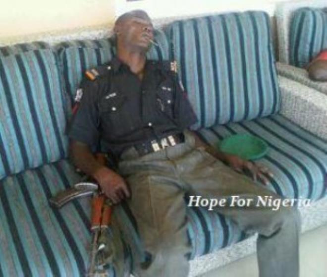caught lying on police application