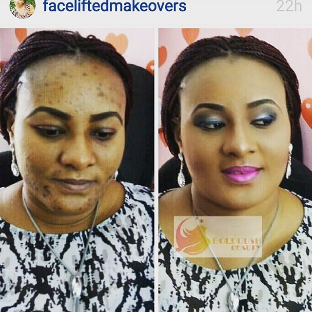 Makeup Wonders Before And After Pics Fashion Nigeria