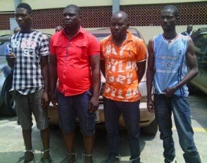 "Suspect — ""We Planned Ikorodu Bank Robbery In 30 Minutes"""