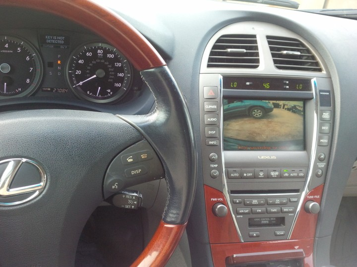 2008 lexus es 350 with thumbstart navigation leather and. Black Bedroom Furniture Sets. Home Design Ideas