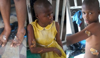Photos: See What A Wife Did To A 13-Year-Old Girl Her Husband Abused Sexually