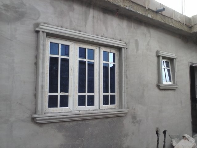 House finishing properties nigeria for Window hood design in nigeria