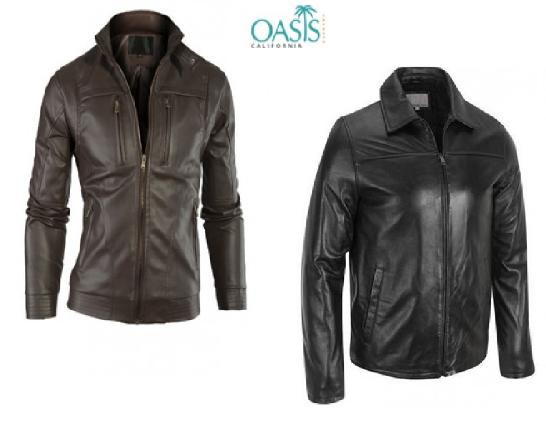 Avail Stylish Wholesale Leather Jackets At Oasis Jackets In USA
