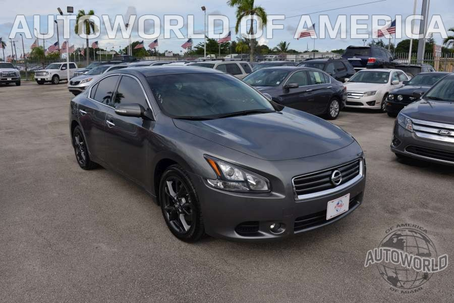 2014 nissan maxima 3 5 s from autoworld of america autos. Black Bedroom Furniture Sets. Home Design Ideas