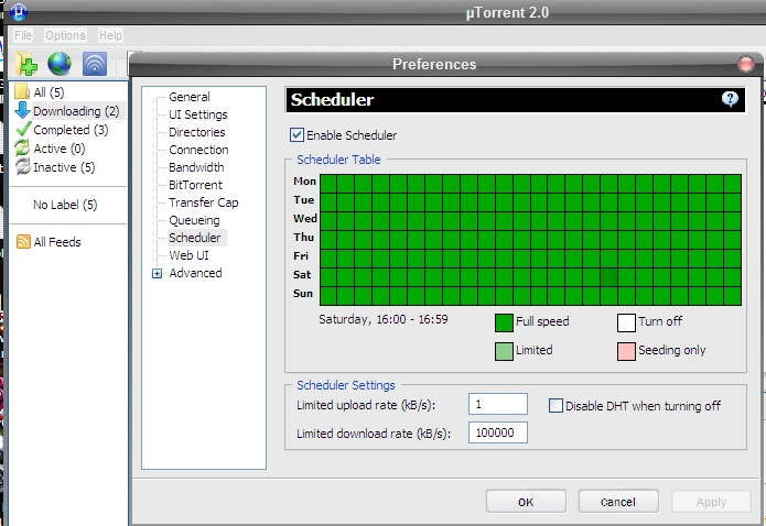 how to maximize utorrent download speed