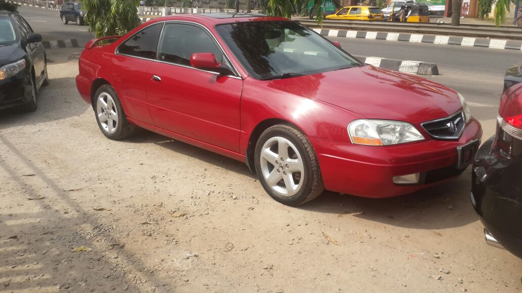 2000 acura tl coupe for sale at an affordable price autos nigeria. Black Bedroom Furniture Sets. Home Design Ideas