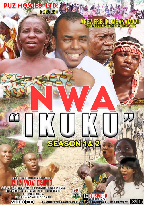 Father Mbaka Stars In A New Movie Titled