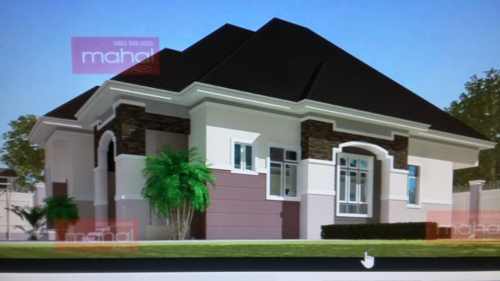 Mini duplex plans for nigeria joy studio design gallery for Modern duplex house plans in nigeria