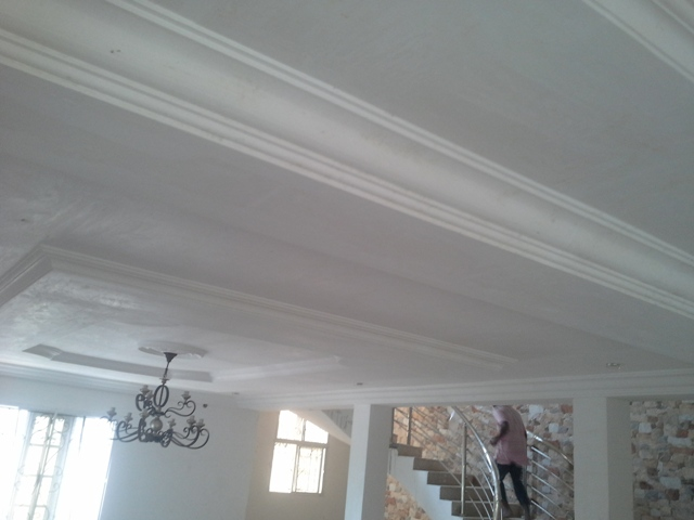 Plaster Of Paris Wall Designs: POP ( Plaster Of Paris) , Wall Screeding And Window