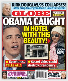 obama cheating scandal � affair claims with vera baker