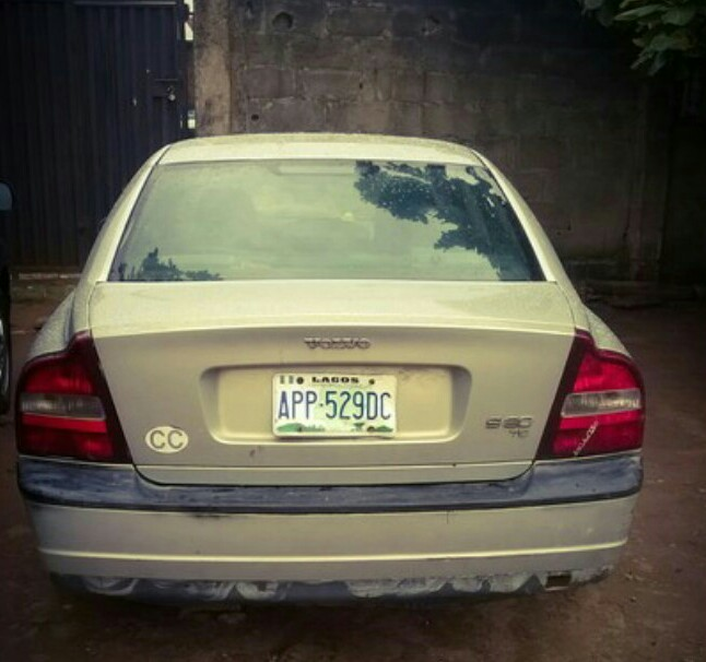 Nice Ride At A Give Away Price. 08030668880. Volvo S80