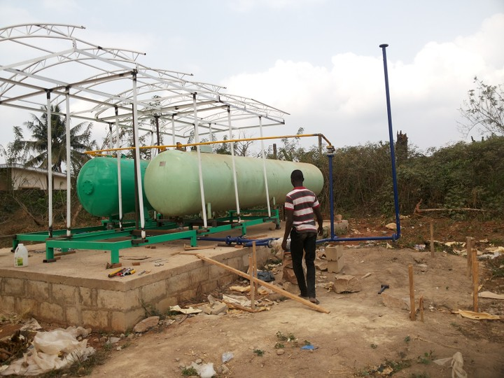 The Highly Lucrative Lpg Cooking Gas Station Business