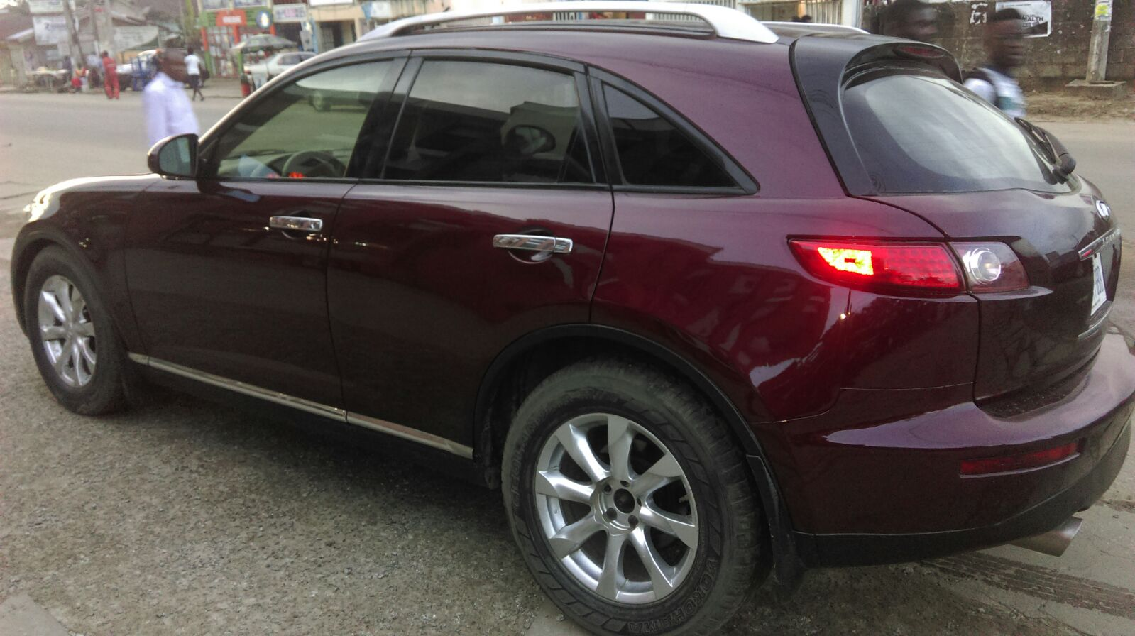 Infiniti 06 infiniti : Well Maintained 06 Infiniti Fx35 For Sale In Ph City @ 1.4m sold ...
