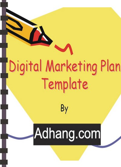 Online Digital Marketing Plan Sample And Template For Free