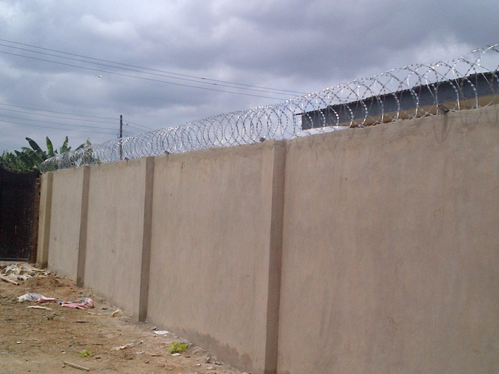 The barbwire fencing business nigeria