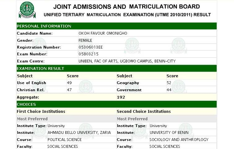 All Candidate Re-check Ur Jamb Result - Education (1) - Nigeria
