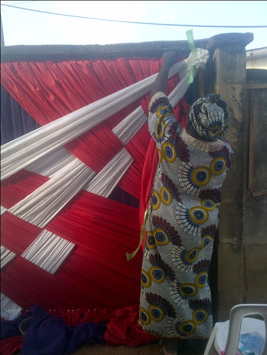 August event decor classes start in ibadan events nigeria for 15 aug decoration
