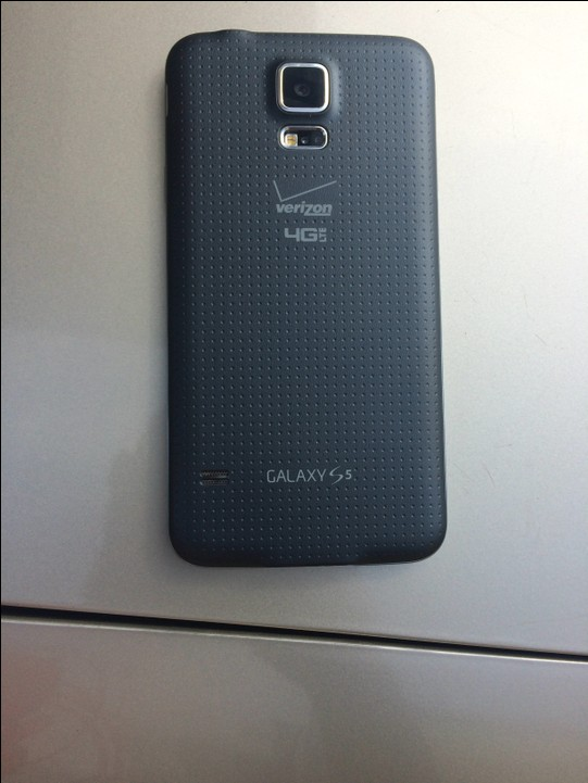 how to clear data one galaxy s5