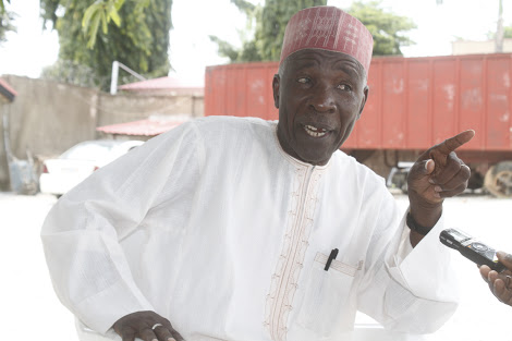 Image result for pictures of buba galadima