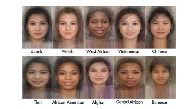 Interesting See The Average Face Of Women From 40