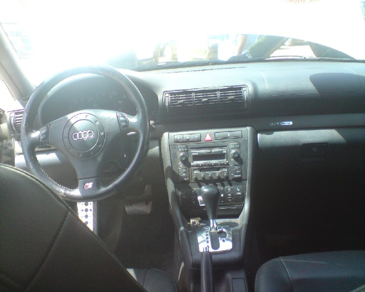 audi a4 2001 n1m from cotonou autos nigeria. Black Bedroom Furniture Sets. Home Design Ideas