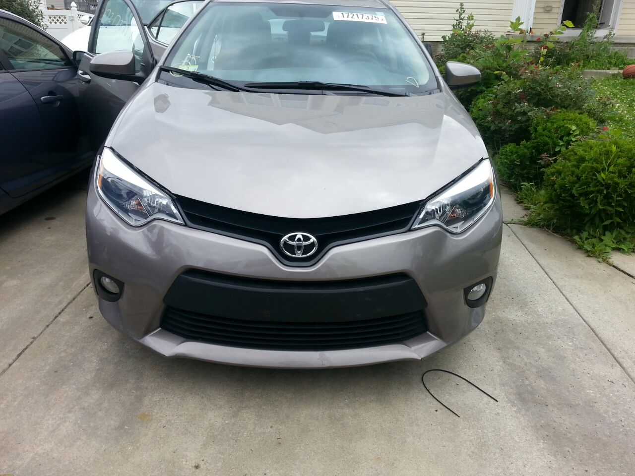 sharp 2014 toyota corolla for sale in abuja autos nigeria. Black Bedroom Furniture Sets. Home Design Ideas