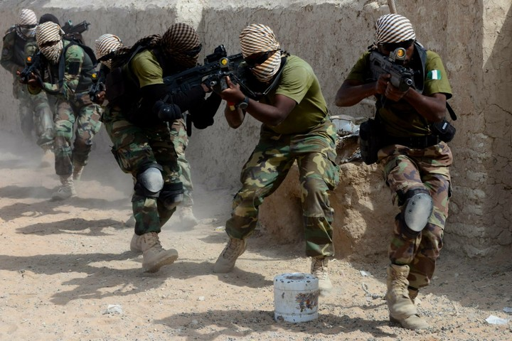 Army Ready To Tackle Niger-Delta Militants - Politics (4 ...  Nigerian Army Special Forces