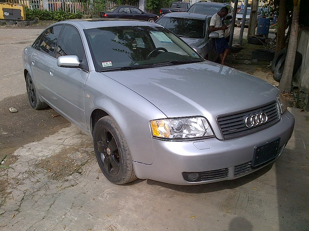 2003 audi a6 quattro sedan for 1million call at. Black Bedroom Furniture Sets. Home Design Ideas