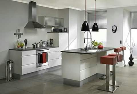 Amazing Modern Kitchen Designs Business Nigeria