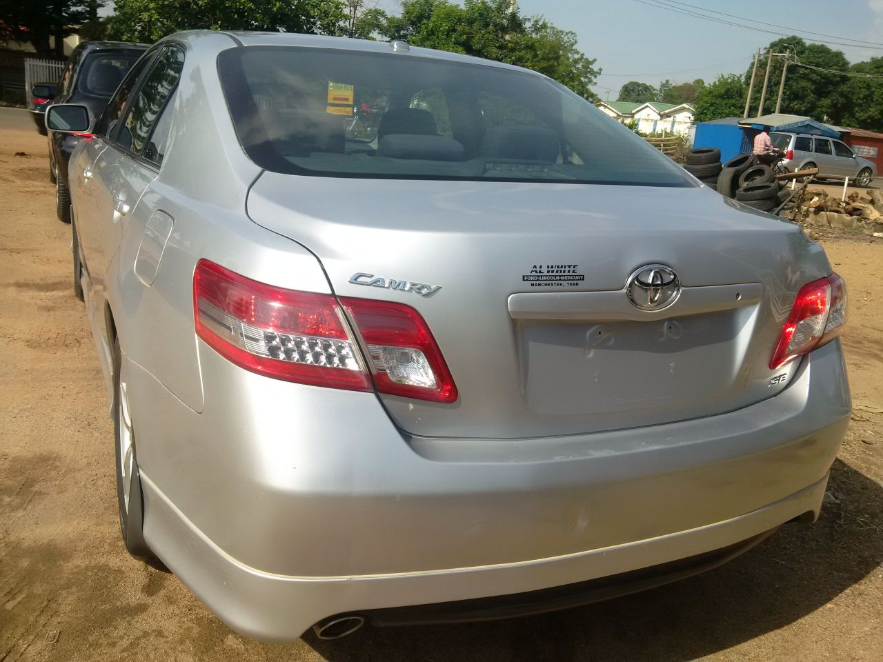 toks 2010 toyota camry se for sale autos nigeria. Black Bedroom Furniture Sets. Home Design Ideas